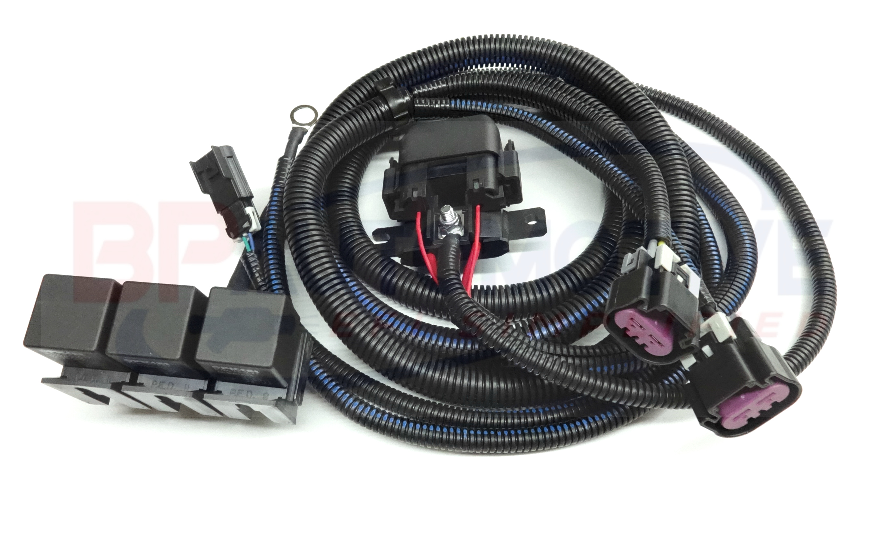 1 Watermark 1999 2006 silverado sierra tahoe suburban yukon fan harness for  at alyssarenee.co