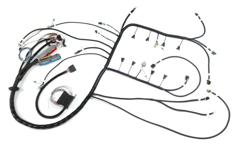 vortec dbw standalone swap harness with t56 or non electric transmission