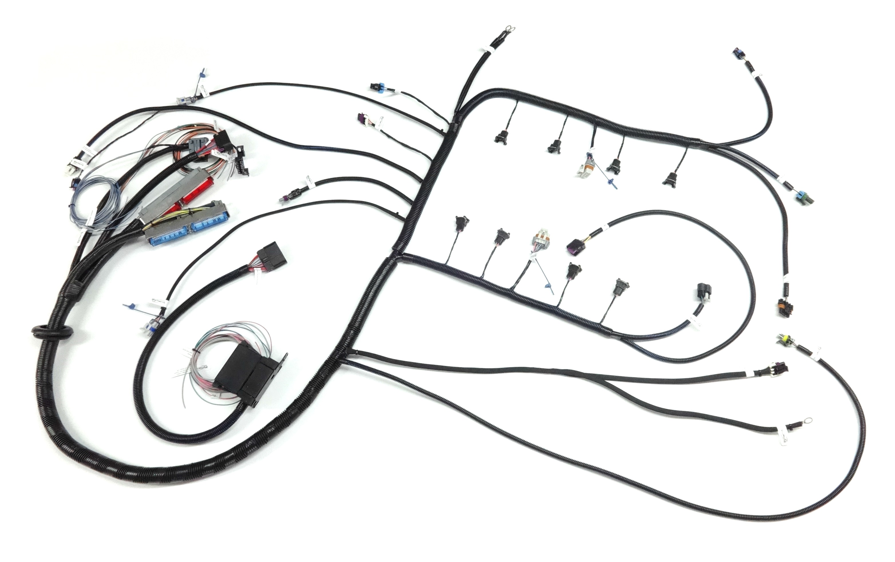 1999 2002 dbc vortec standalone harness with t56 or non electric LS3 Starter Diagram related products