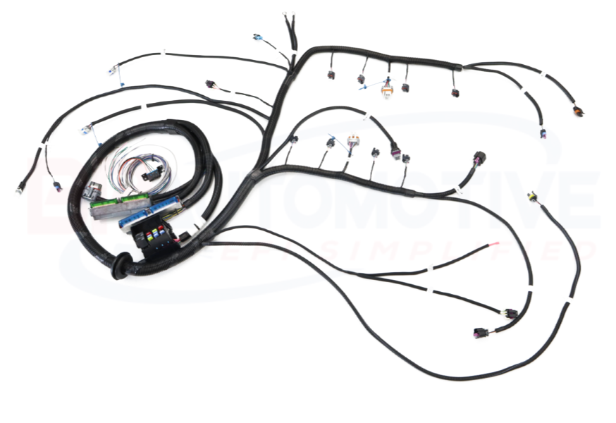vortec dbw standalone swap harness with t56 or non