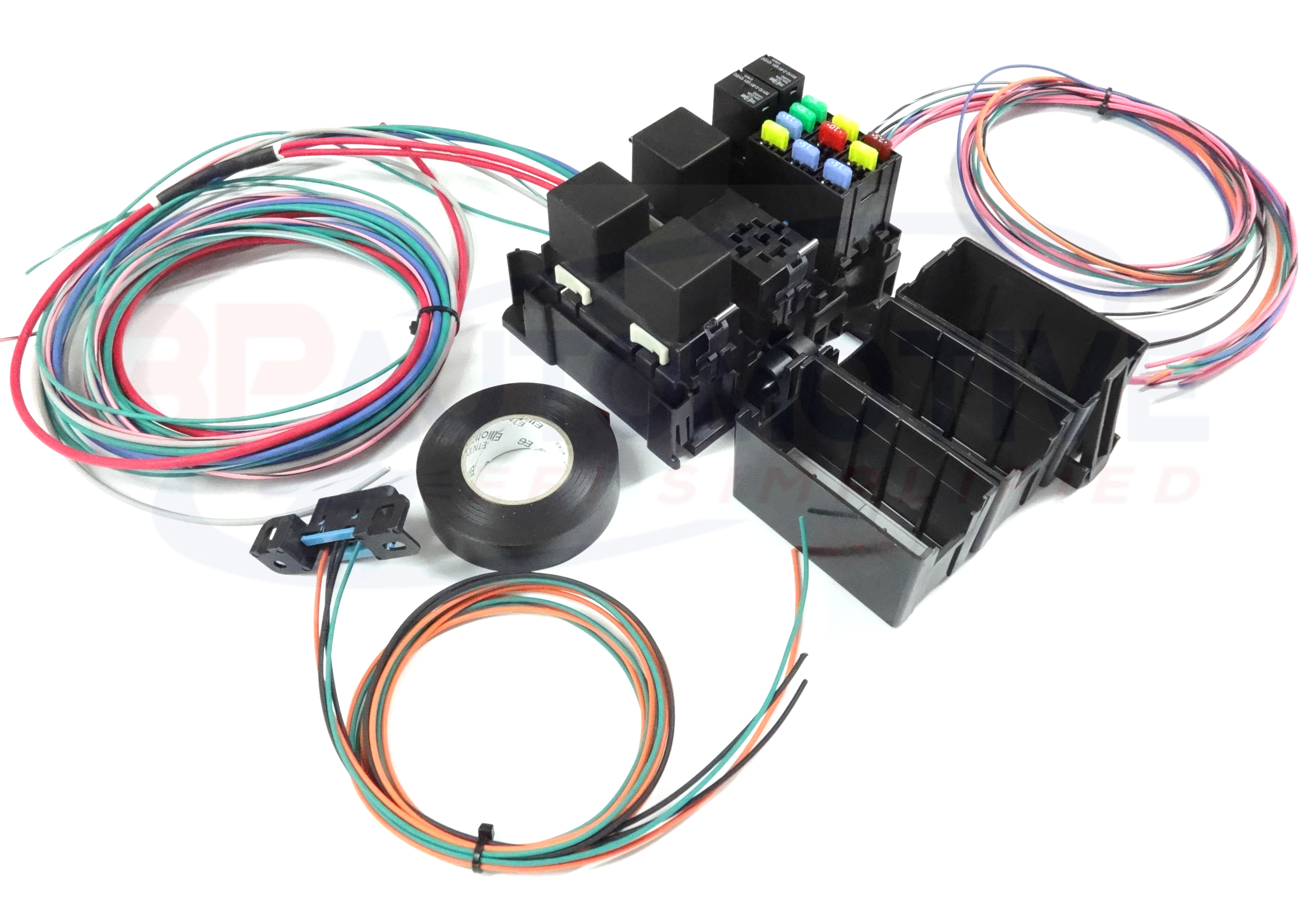 Premium DIY 2 Watermark ls swap diy stand alone factory harness mod kit 5.3 Engine Swap Wiring Harness at crackthecode.co