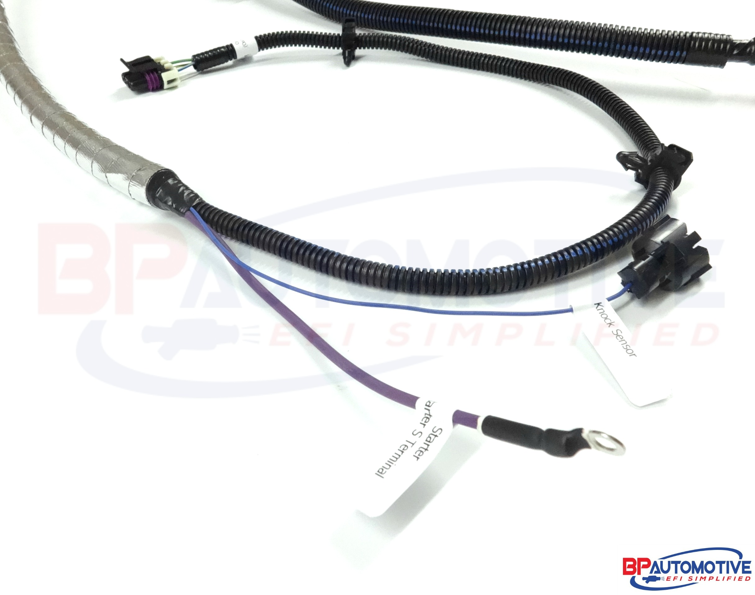 1996 1997 Lt1 F Body Plug And Play 24x Conversion Harness With T56 Wiring H710 Picture 3 Watermark