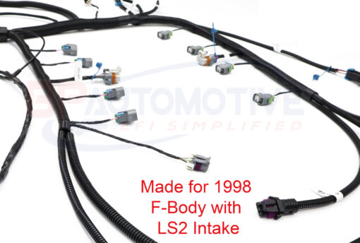 1998 F-Body Harness Injectors