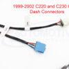 1999-2002 Plug and Play C220 C230