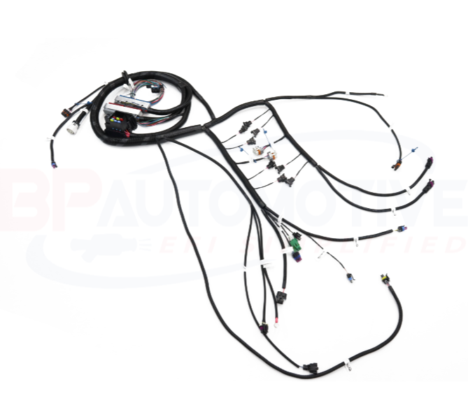 Lt1 4l60e 24x Conversion Standalone Swap Harness