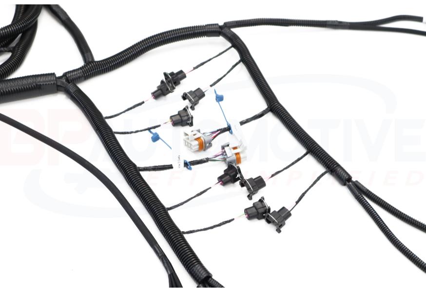 lt1 t56 non electric 24x conversion standalone swap harness Mercruiser 4.3L Vortec Wiring Harness