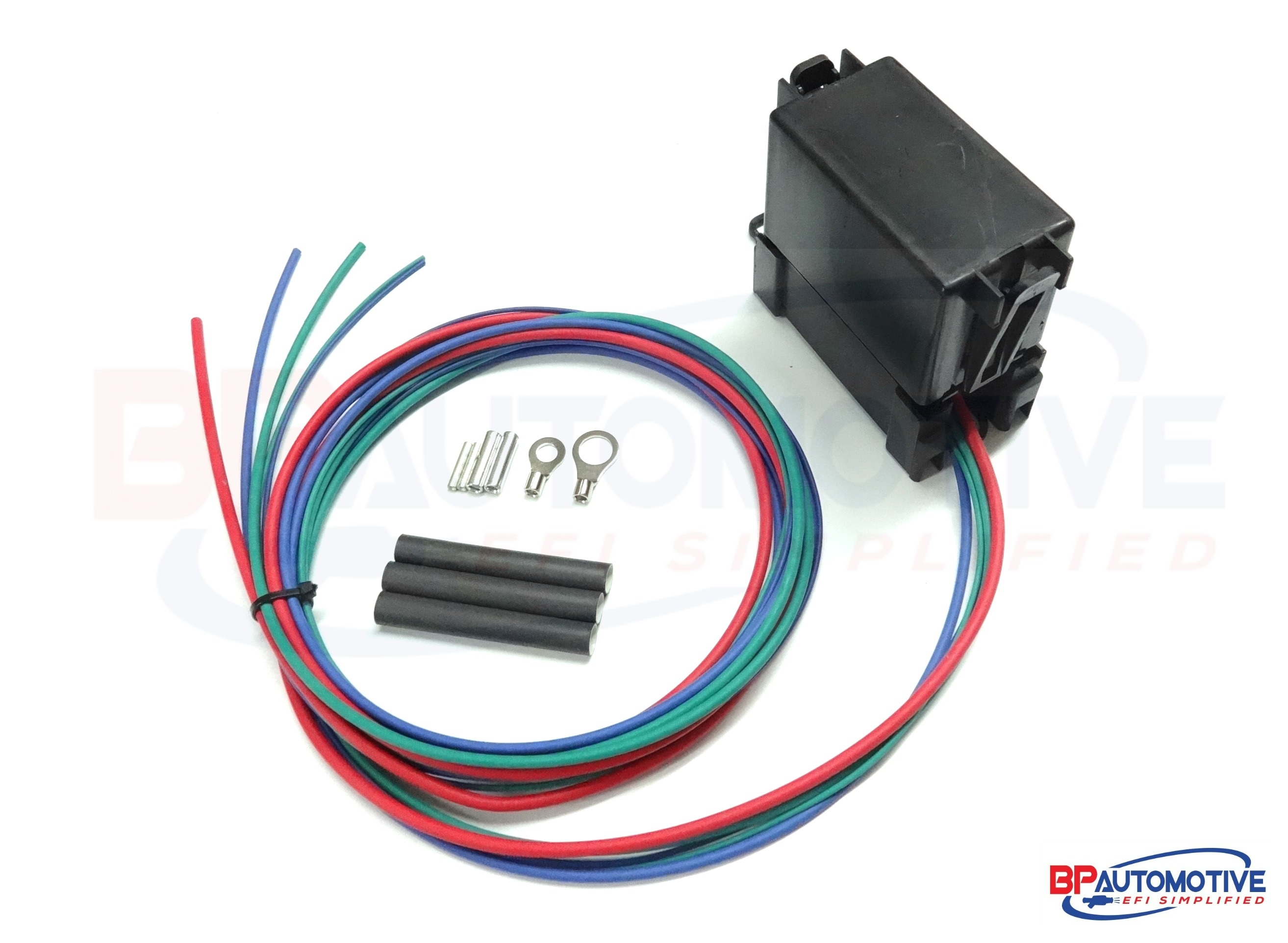 ls1 electric fan wiring harness image collections