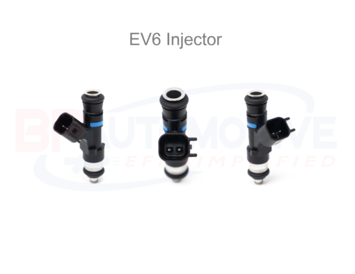 EV6 Injector 3 Views
