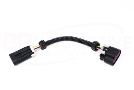 LS1 3 Wire to LS3 5 Wire Blade Style Mass Air Flow Adapter Harness