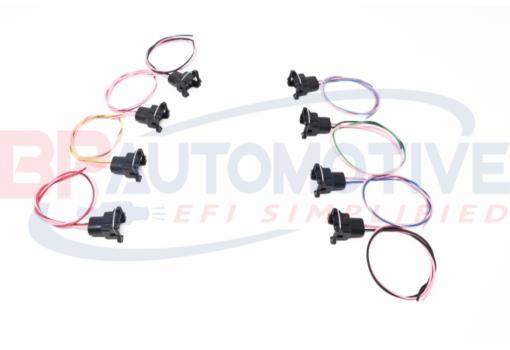 EV1 Injector Pigtail Set