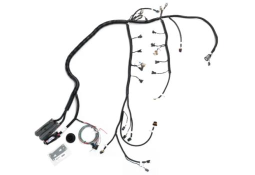 Harness Rewires
